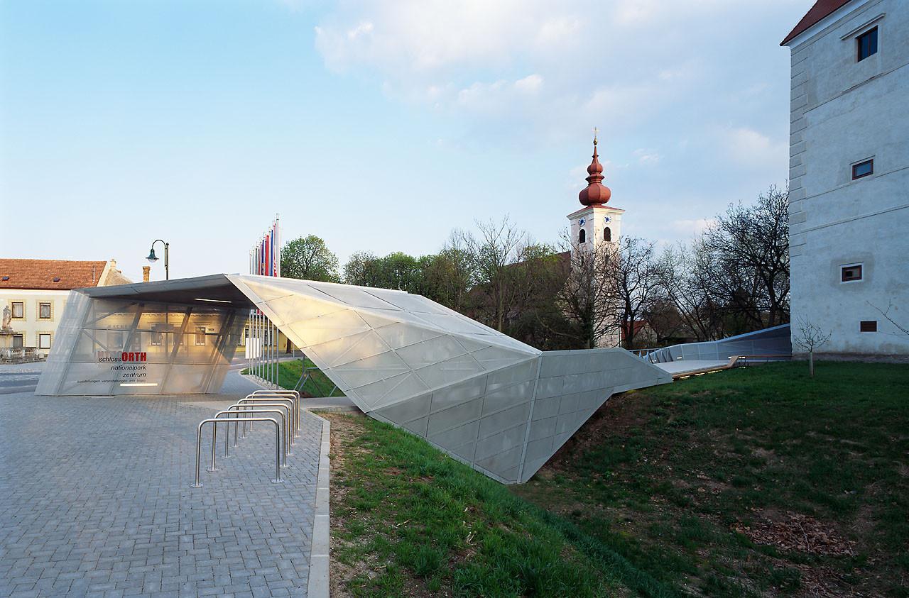 Schloss Orth / synn architekten + nonconform  + MAGK, © Rupert Steiner
