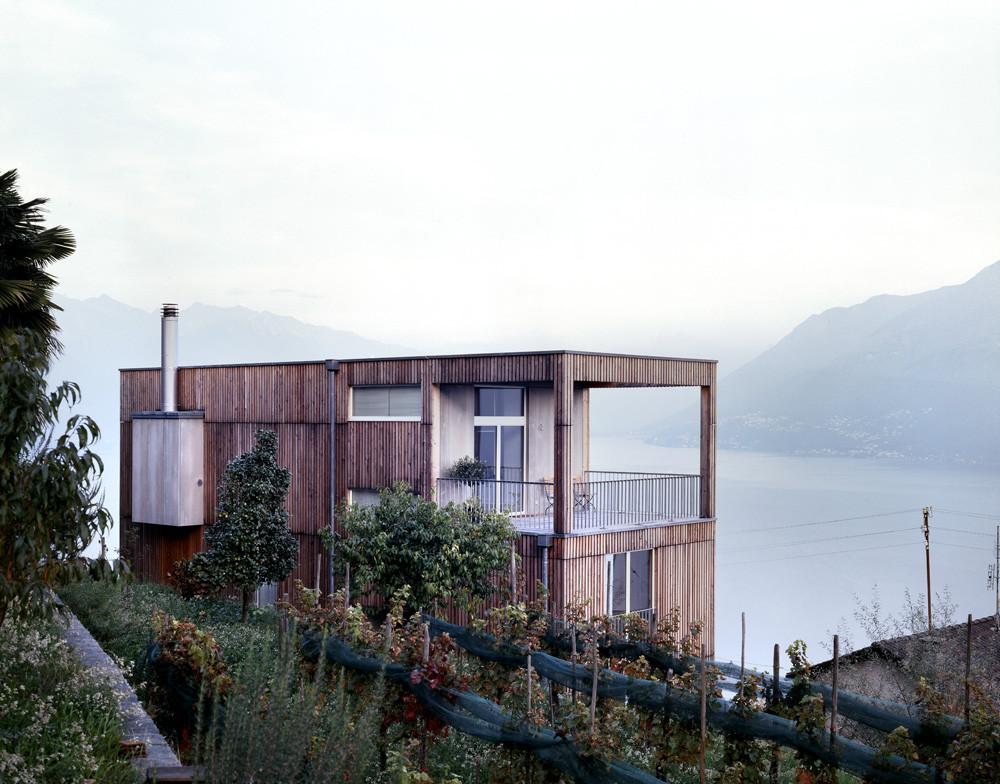 Casa Larga / Daniele Claudio Taddei, © Bruno Helbling