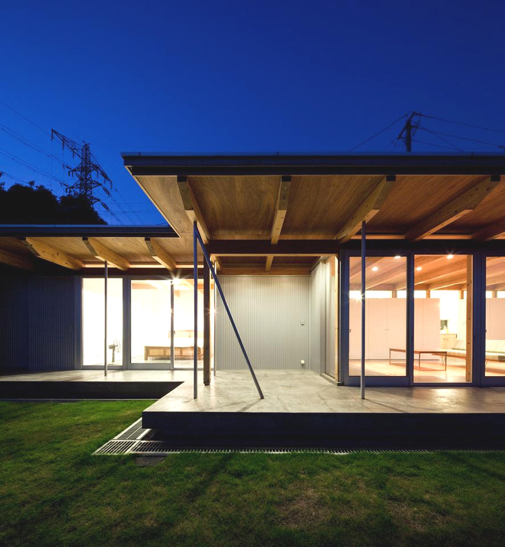 B house anderson anderson architecture nishiyama for Anderson architects