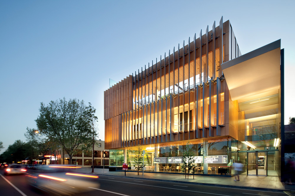 Surry Hills Library and Community Centre / FJMT, © John Gollings