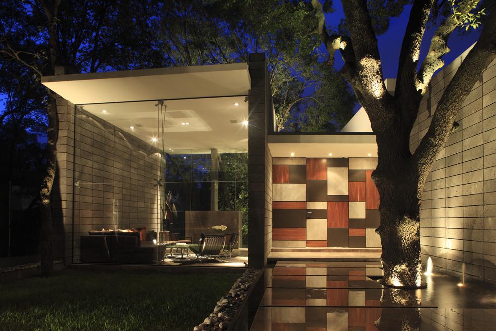 Экологический дом Torres в Испании