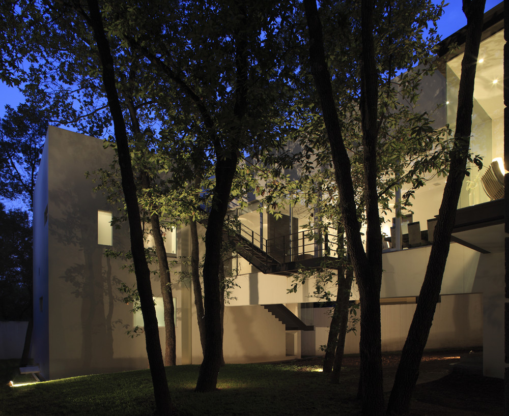 Экологический биоклиматический дом Torres в Испании