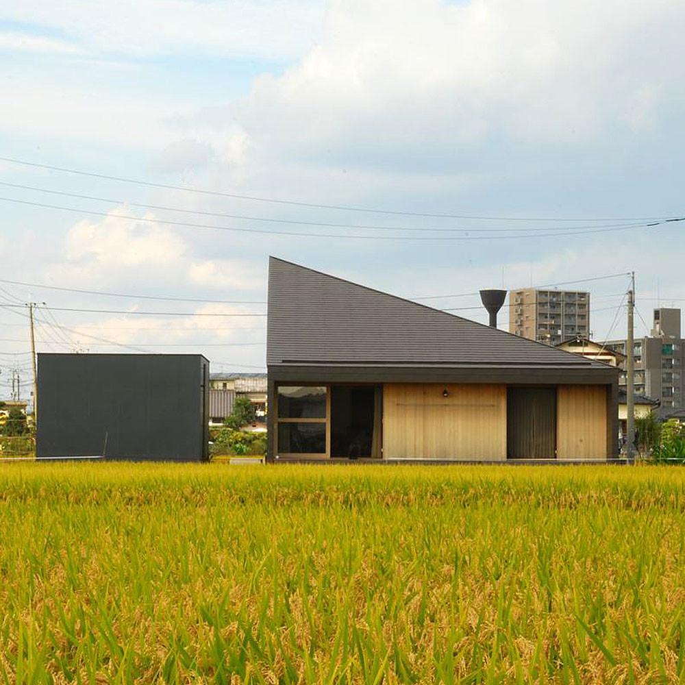 Shirakuchi House / Design nico Architect Associates, © Kazuya Matsuda