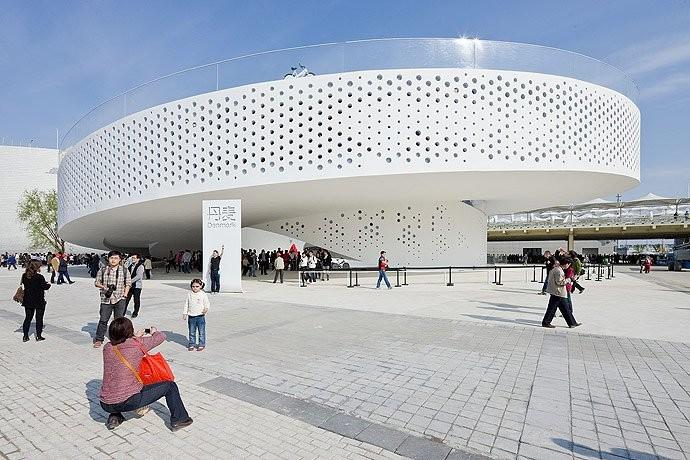 Denmark Pavilion, Shanghai Expo 2010 / BIG, © Iwan Baan