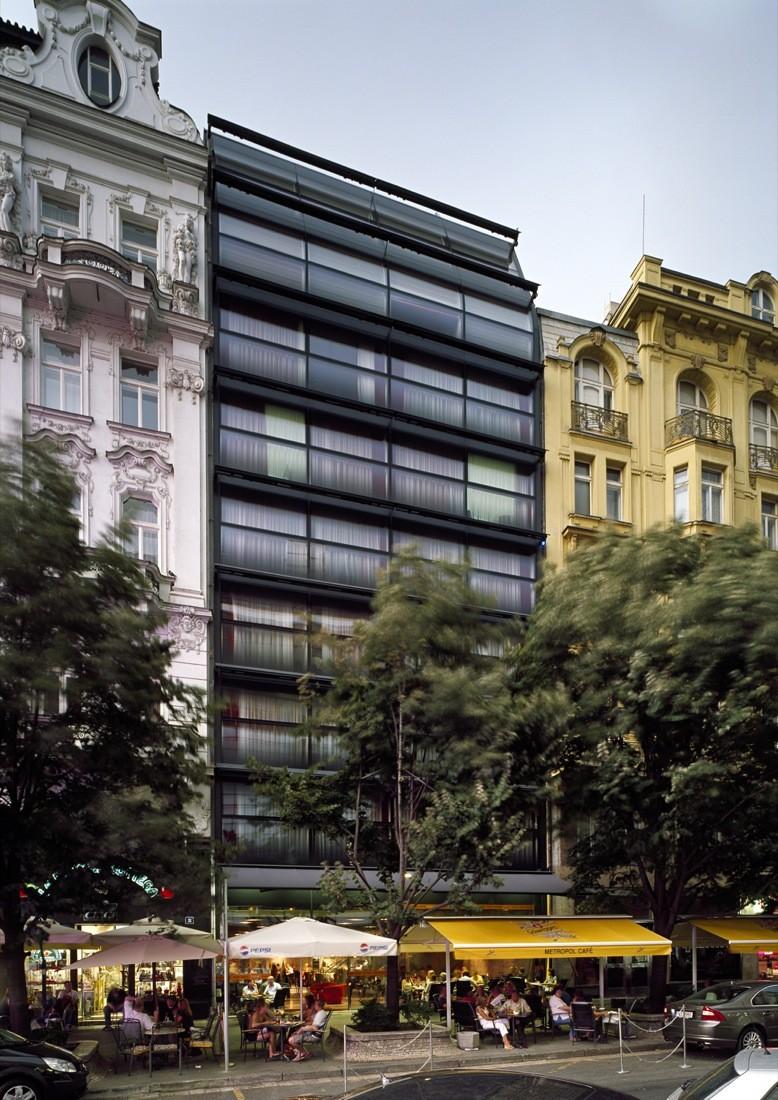 Metropol Hotel / Chalupa Architekti  + d u m Architekti, © Filip Šlapal