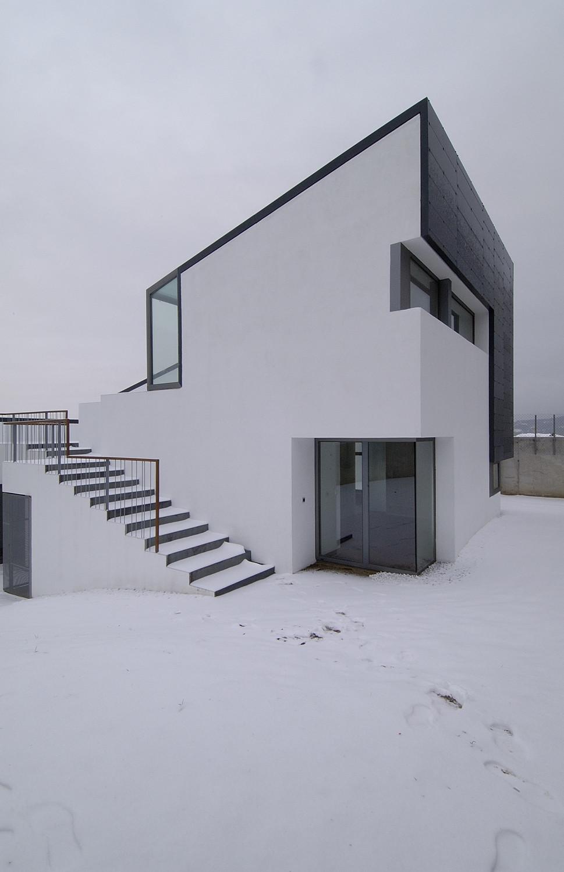 House in Sierra de Collado Mediano / Padilla Nicás Arquitectos, Courtesy of Padilla Nicás Arquitectos
