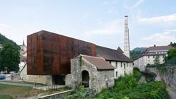 Salt Museum / Malcotti Roussey Architectes + Thierry Gheza