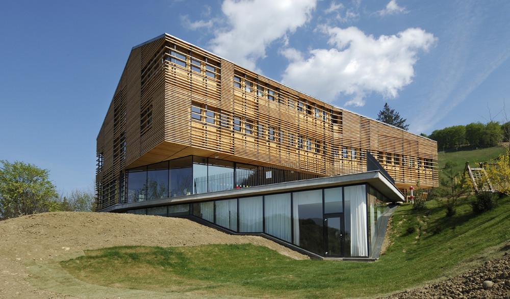 Celjska Koca / Arhitektura Krušec, © Miran Kambič