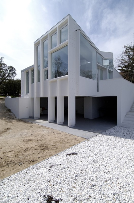 Courtesy of Padilla Nicás Arquitectos
