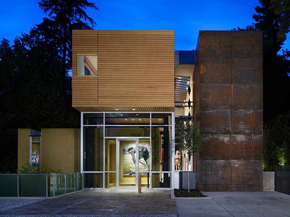 Mad Park Residence / Vandeventer + Carlander Architects, © Ben Benschneider
