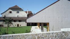 Parish House / Geninasca Delefortrie Architectes