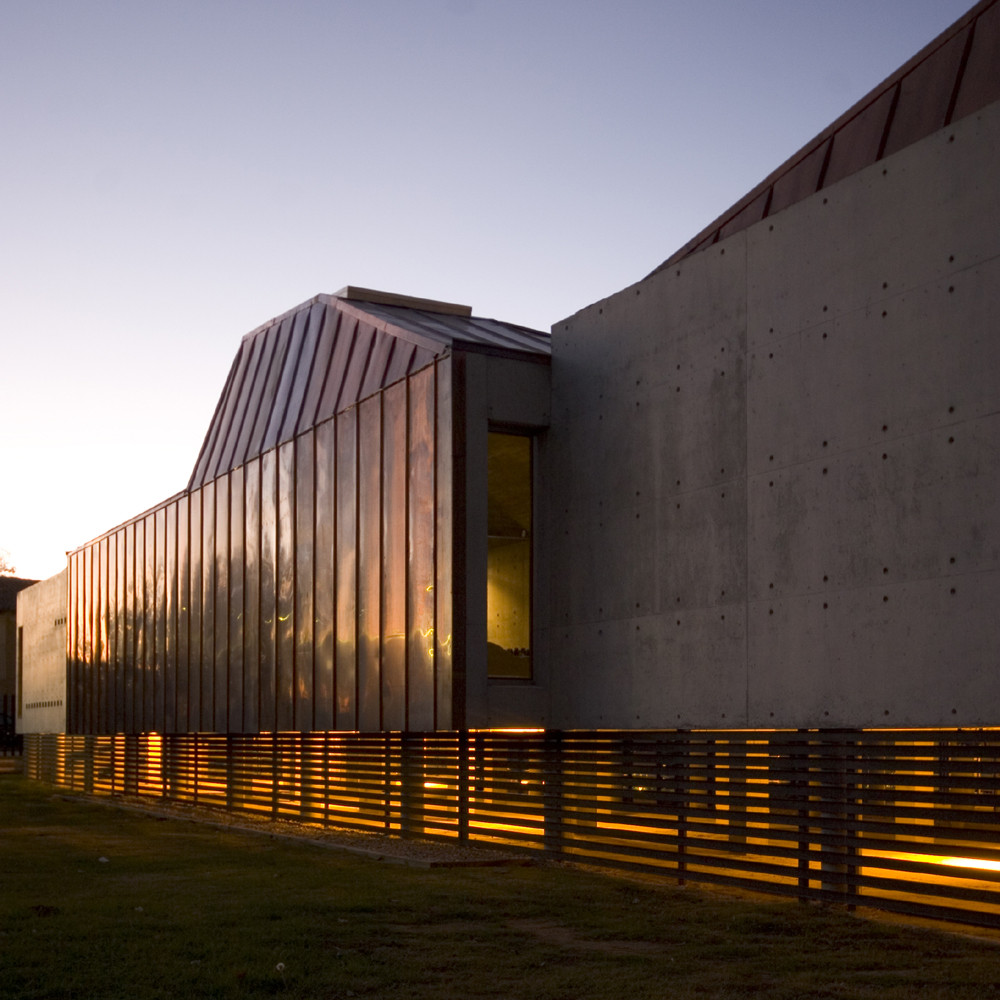 Centre for the Interpretation of Rivers / Jose Juan Barba