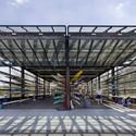 Community Rowing Boathouse / Anmahian Winton Architects