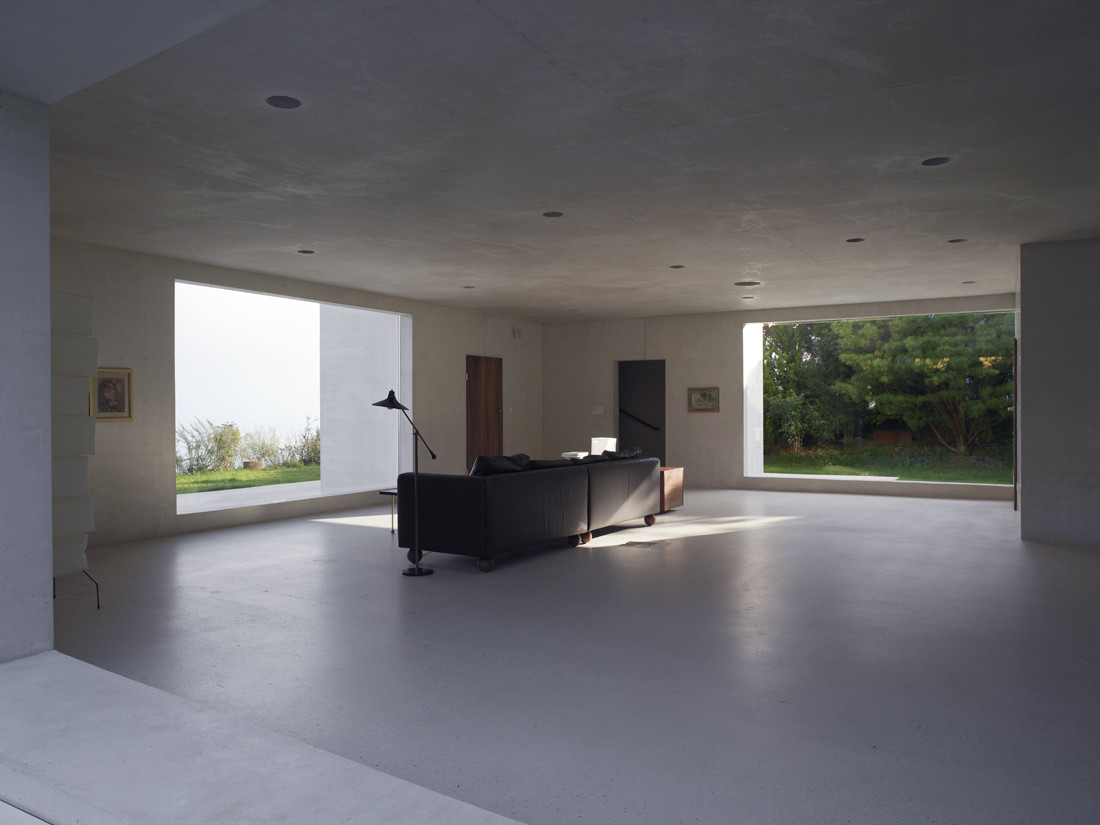K+N Residence / Valerio Olgiati