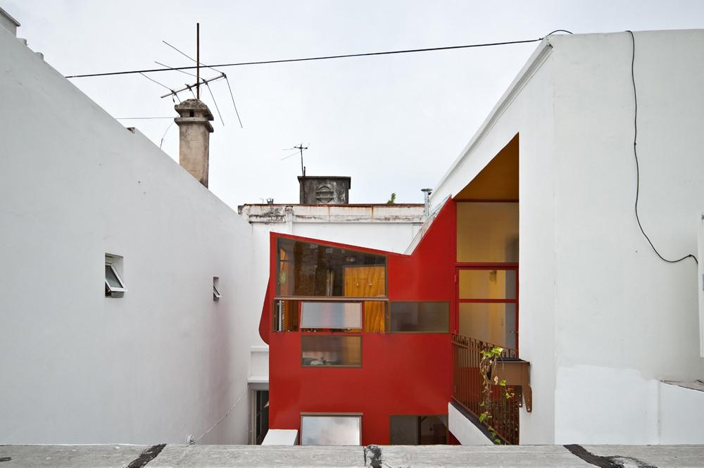 Min House / Pop-Arq, © Albano Garcia