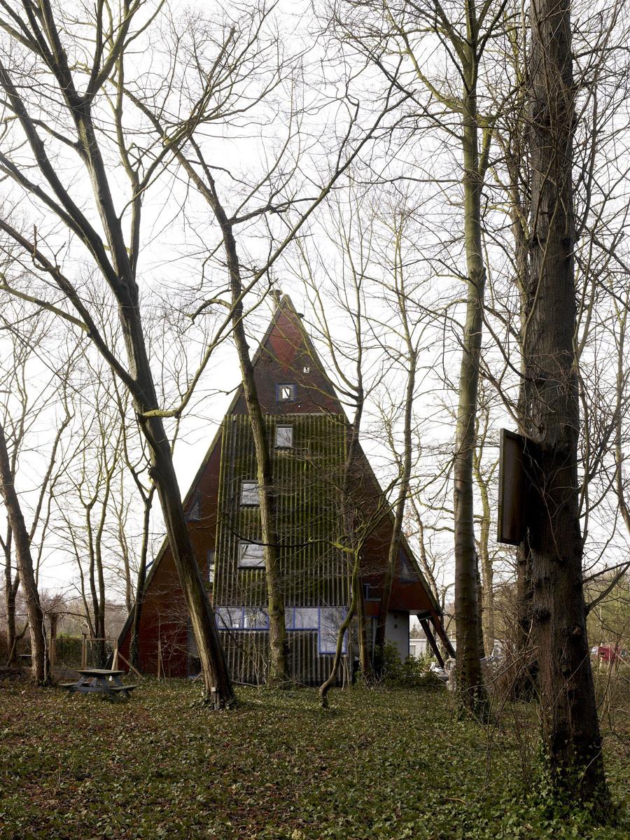 House VVDB / dmvA, © Frederik Vercruysse