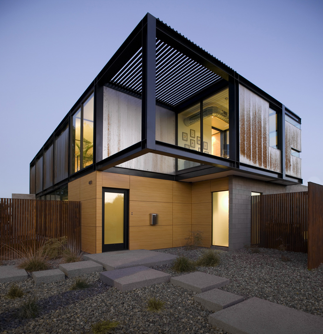 Sosnowski Residence / Chen + Suchart Studio, LLC, © Bill Timmerman