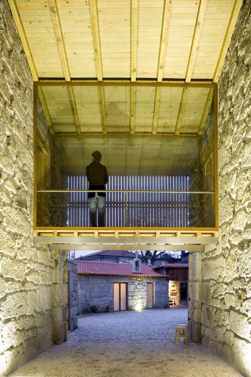 Senra´s House / Manuel Ribeiro, © Ivo Tavares