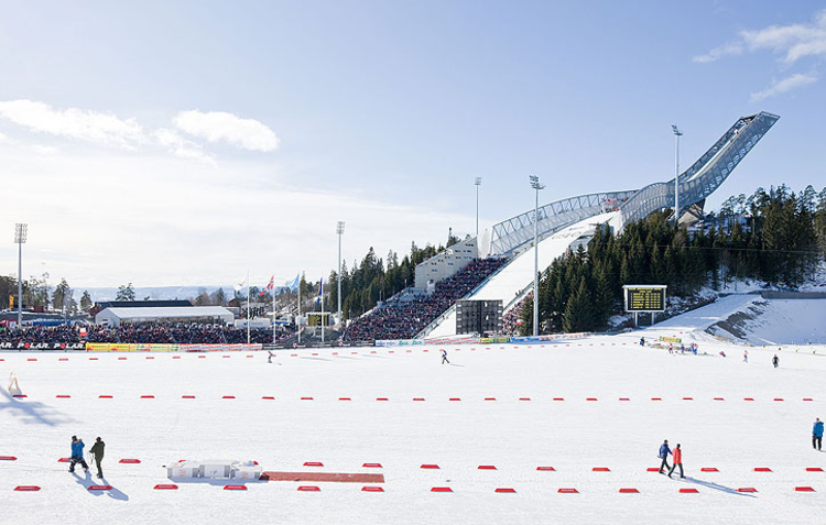 New Holmenkollen Beacon / JDS, ©  Iwan Baan