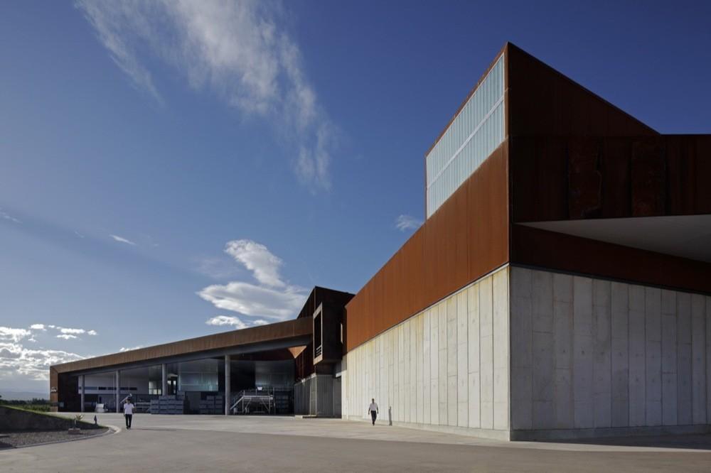 Navarro Correas Winery / aft Arquitectos, © Claudio Manzoni