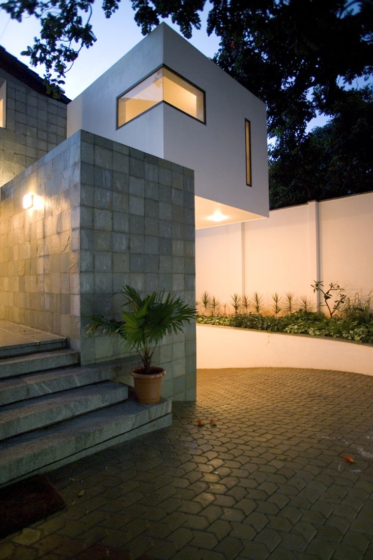 Decor aura spa design by khosla associates architecture interior - Fernandes House Khosla Associates Bharath Ramamrutham
