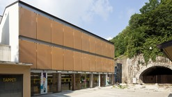 Casiraghi Gorizia Mediatheque / Waltritsch a+u