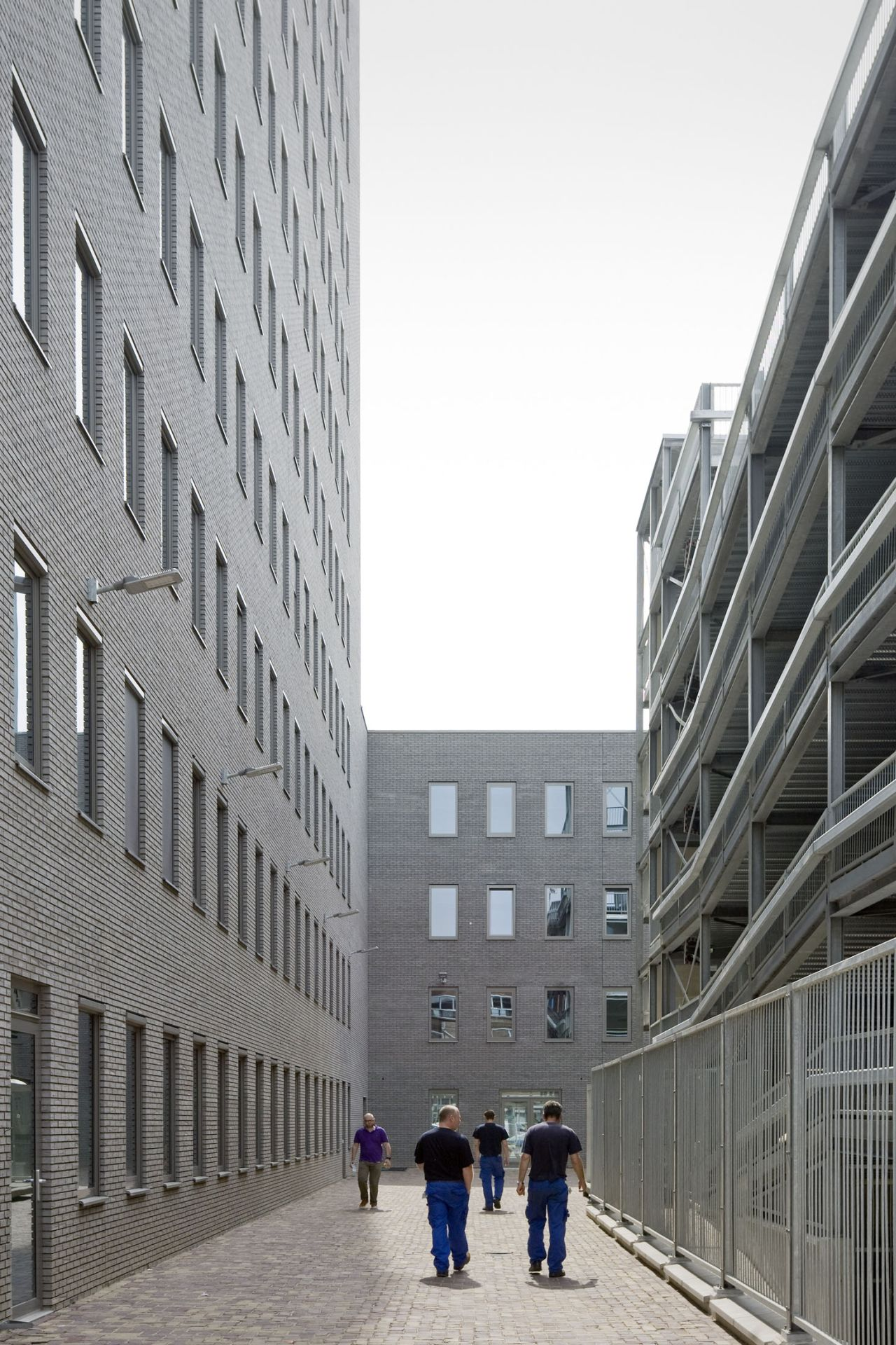 Siemens Hengelo / NL Architects