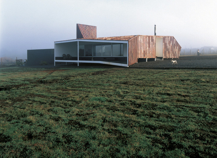 Copper House 2 / Smiljan Radic, © Cristobal Palma