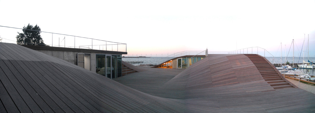 Maritime Youth House / PLOT = BIG + JDS