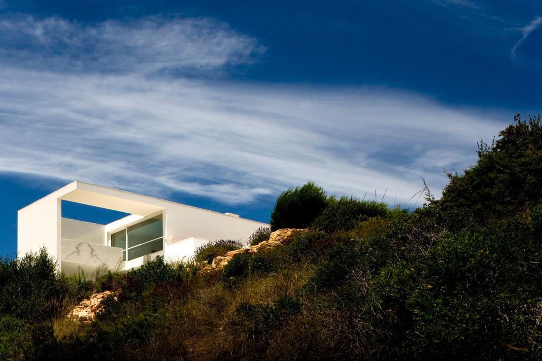 House in Matinhal / ARX PORTUGAL, ©  Fernando Guerra | FG+SG