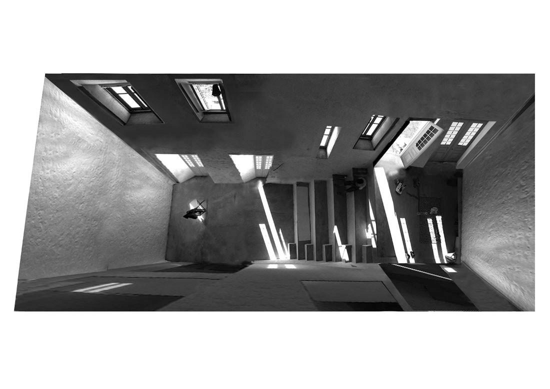 Amphitheater House / Aristide Antonas