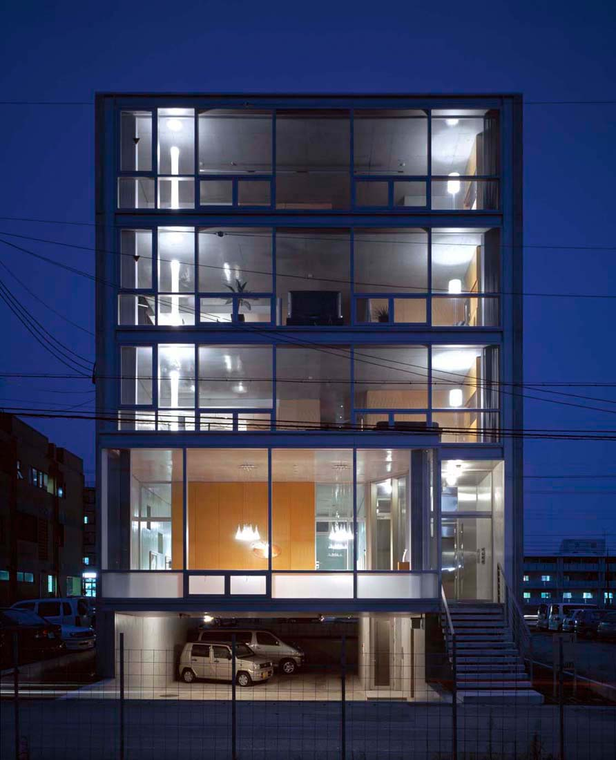 Gallery Of Naha City Gallery  Apartment House   Architect - 4 apartment house