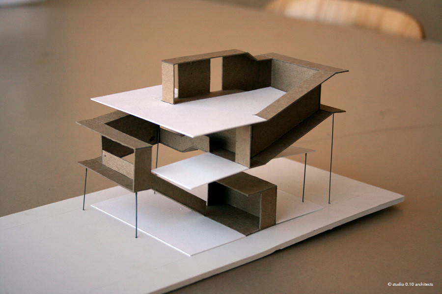 Gallery of mush studio architects 21 for Architectural metal concepts nj