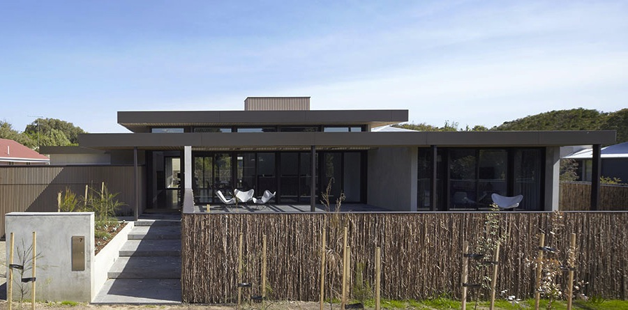 Bellarine Peninsula House / Inarc Architects, © Peter Clarke