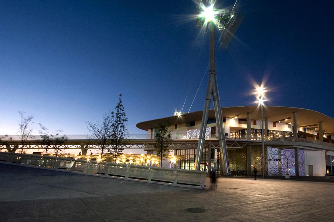 Expo Zaragoza Pavilion / Tatiana Bilbao