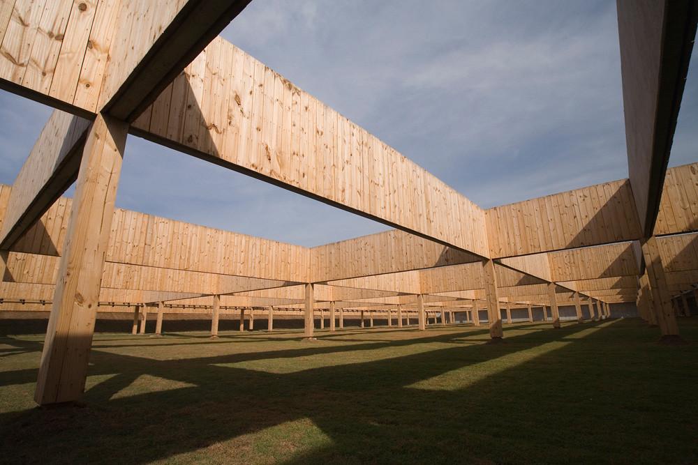 Brazilian National Shooting Center / BCMF Arquitetos