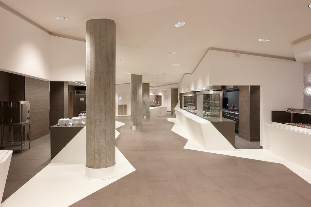 Groupama / Scheubel + Genty Architectes
