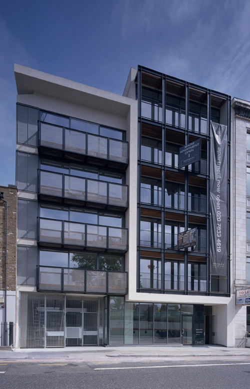 Goswell Road / Mackay & Partners, Courtesy of Mackay & Partners