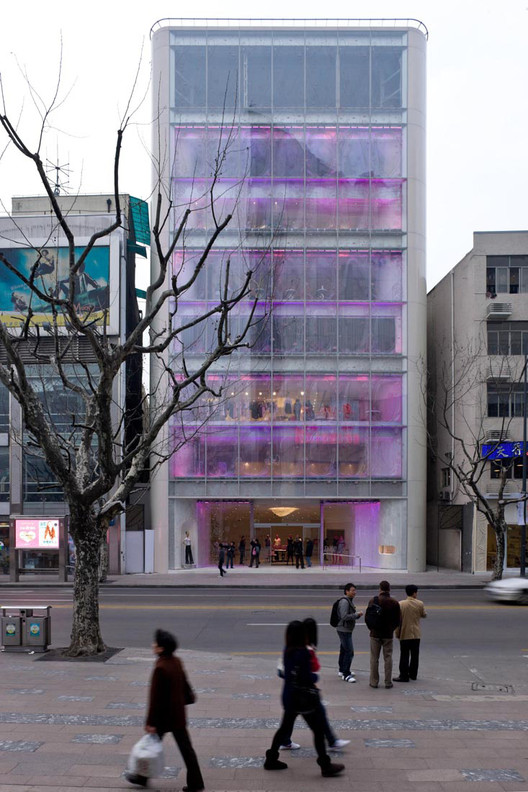 Barbie Shanghai Store Slade Architecture ArchDaily