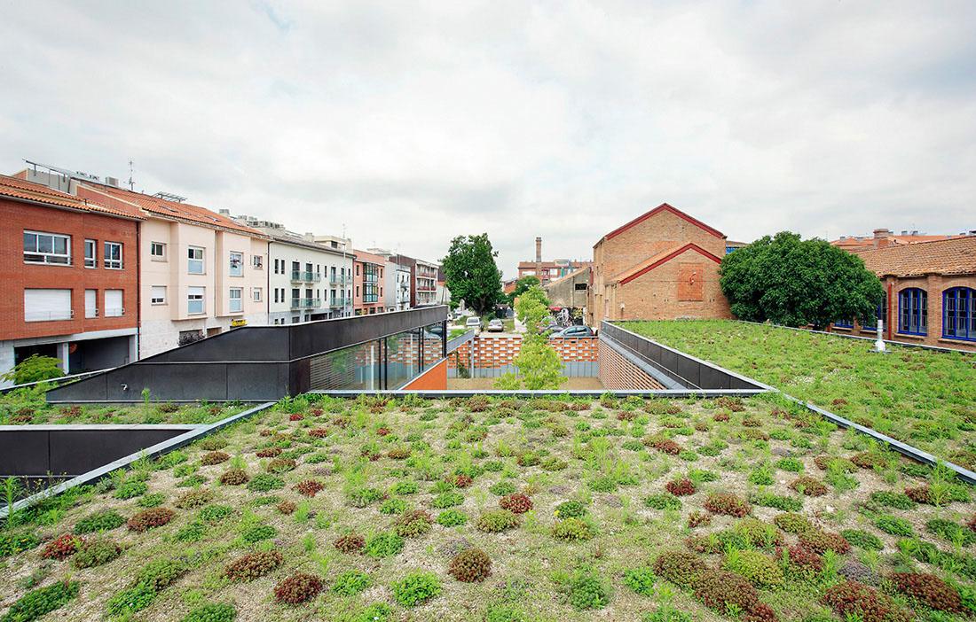 Senior Citizen Community Center / F451 Arquitectura, © José Hevia