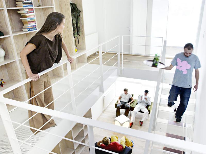 gallery of vm houses big jds 13. Black Bedroom Furniture Sets. Home Design Ideas