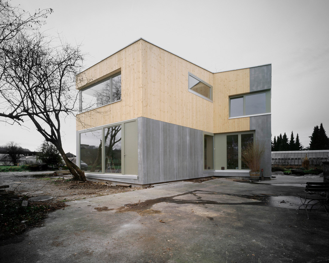 House Müller Gritsch / AFGH