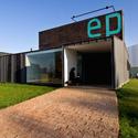 Ecopellets Offices / Ivan Bravo