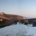 Svalbard Science Centre / JVA