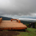 Pinohuacho observation deck / Rodrigo Sheward