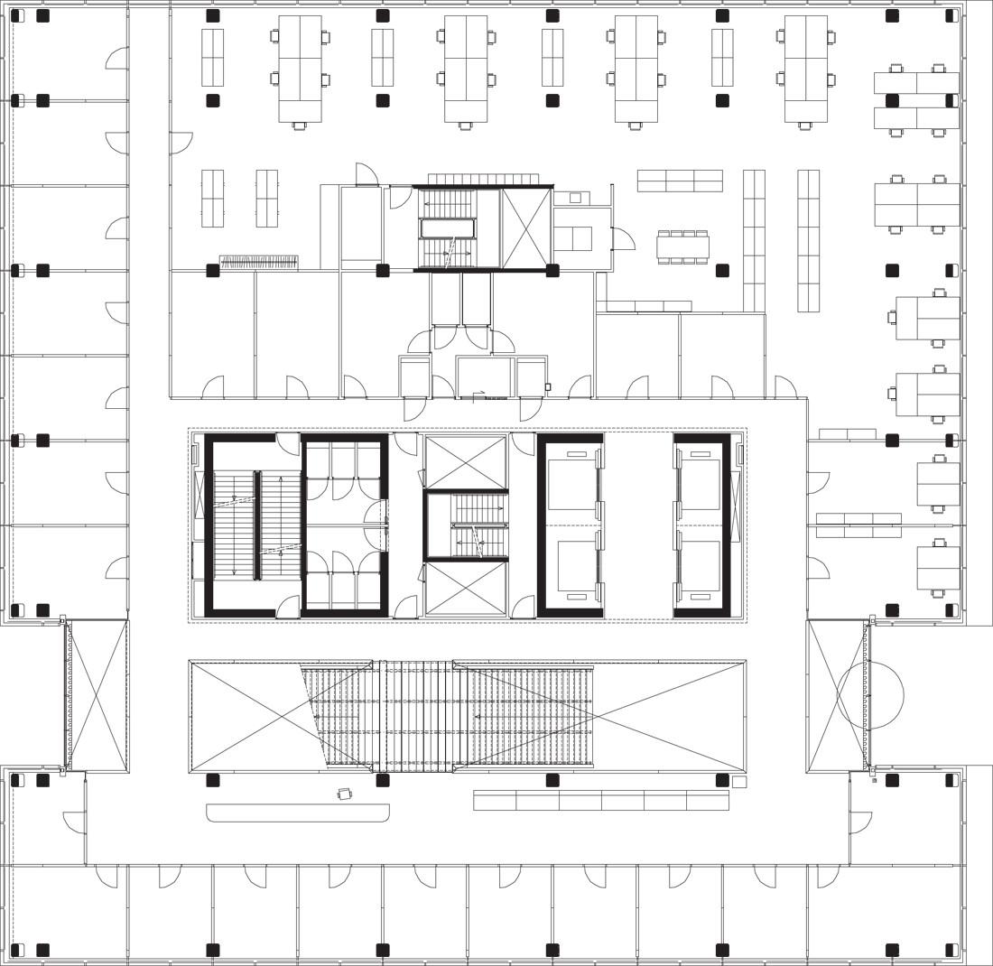 Office Building Blueprints: Gallery Of Menzis Office Building / De Architekten Cie