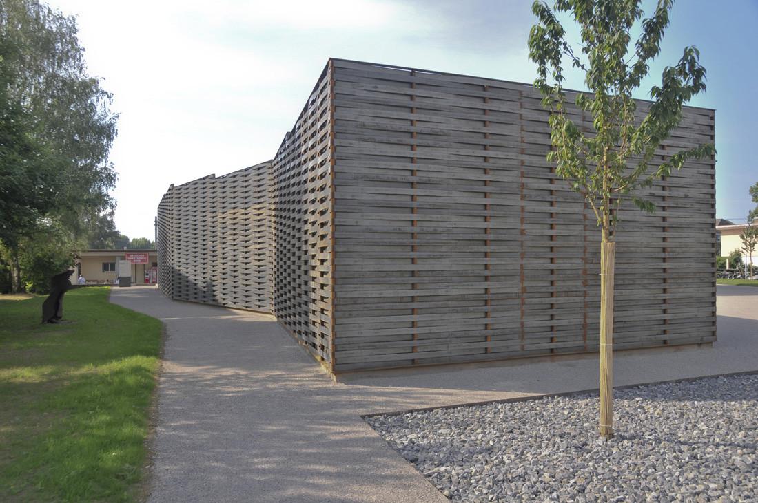 Kunsthaus Art House Extension / ssm Architekten