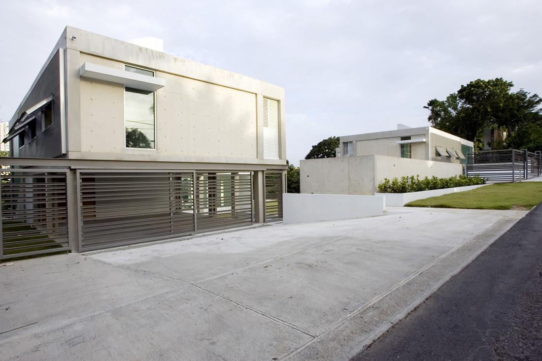VS Houses / Ramírez Buxeda Arquitectos