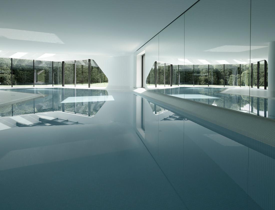 galeria de casa dupli j mayer h architects 24. Black Bedroom Furniture Sets. Home Design Ideas