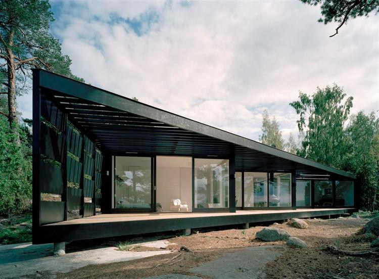 Archipelago House / Tham & Videgård Arkitekter